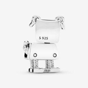 ❤️Pandora Bobby Bot Charm